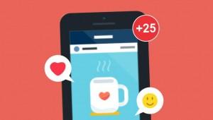 falsos like no marketing digital de redes sociais