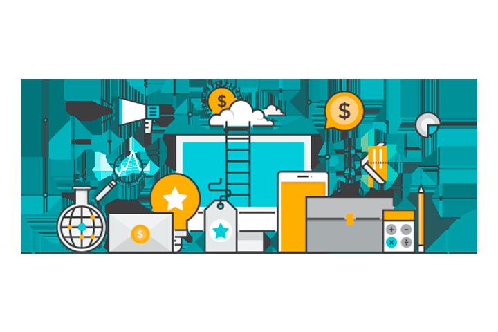 Agência de Marketing Digital OnVision - Estrutura